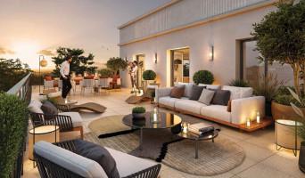 Clamart programme immobilier neuve « Résidence Esprit Art Déco » en Loi Pinel  (3)