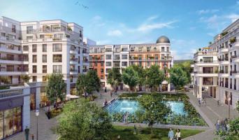 Clamart programme immobilier neuve « Résidence Esprit Art Déco » en Loi Pinel  (4)