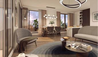 Clamart programme immobilier neuve « Résidence Esprit Art Déco » en Loi Pinel  (5)