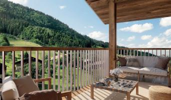 Praz-sur-Arly programme immobilier neuve « Les Granges d'Arly »  (2)