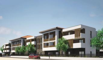 Dax programme immobilier neuf « Les Jasmins de Dax