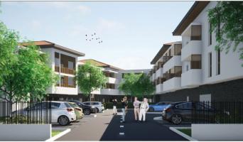 Dax programme immobilier neuve « Les Jasmins de Dax »  (2)