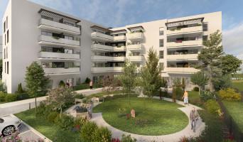 Monteux programme immobilier rénové « Les Senioriales de Monteux Porte d'Avignon » en loi pinel