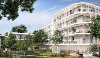 Le Bouscat programme immobilier neuve « Ceïba » en Loi Pinel  (2)