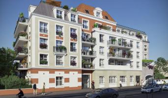 Le Blanc-Mesnil programme immobilier neuve « Villa Léonie »