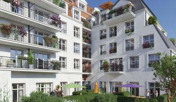 Le Blanc-Mesnil programme immobilier neuve « Villa Léonie »  (2)