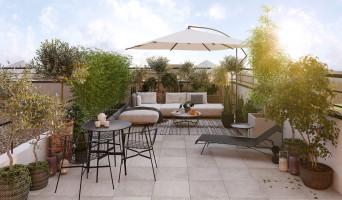 Le Blanc-Mesnil programme immobilier neuve « Villa Léonie »  (3)