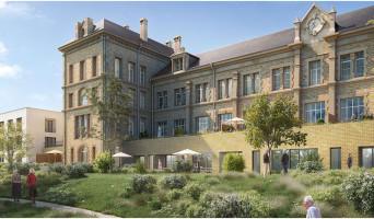 Charleville-Mézières programme immobilier neuve « Les Jardins d'Arcadie »