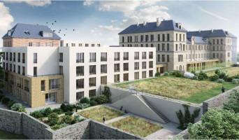 Charleville-Mézières programme immobilier neuve « Les Jardins d'Arcadie »  (2)