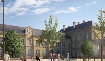 Charleville-Mézières programme immobilier neuve « Les Jardins d'Arcadie »  (3)