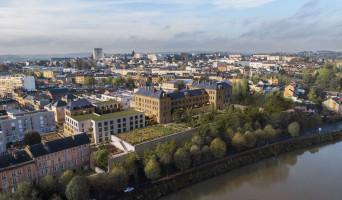 Charleville-Mézières programme immobilier neuve « Les Jardins d'Arcadie »  (4)