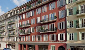 Nice programme immobilier rénové « Villa Verani »