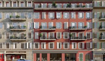Nice programme immobilier à rénover « Villa Verani » en Déficit Foncier  (2)