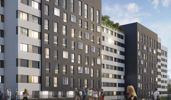 Créteil programme immobilier neuf « Good Morning Campus Tr3 »