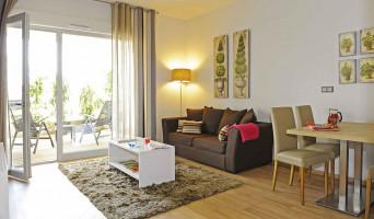 Saint-Saulve programme immobilier neuve « Résidence Les Quatre Jardins »  (2)