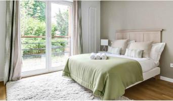 Saint-Saulve programme immobilier neuve « Résidence Les Quatre Jardins »  (3)