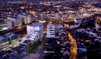Angers programme immobilier rénové « RTA Skyline (Ibooster) »
