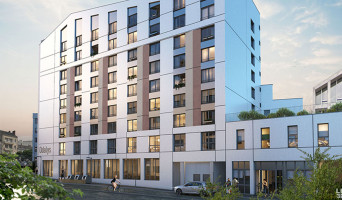 Angers programme immobilier neuve « RTA Skyline (Ibooster) »  (2)