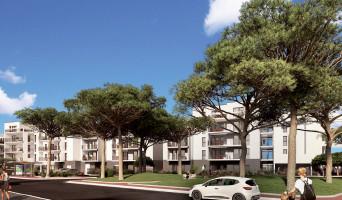 Royan programme immobilier neuve « RT L'Orée du Parc »  (2)