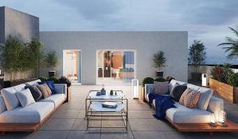 Vénissieux programme immobilier neuve « Côté 8ème Vénissieux » en Loi Pinel  (2)