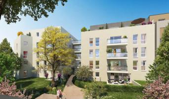 Vénissieux programme immobilier neuve « Côté 8ème Vénissieux » en Loi Pinel  (3)