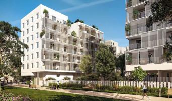 Toulouse programme immobilier rénové « Résidence Emergences » en loi pinel