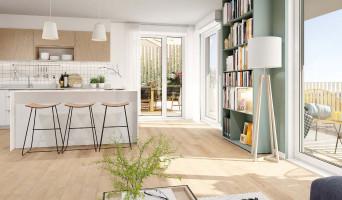 Toulouse programme immobilier neuve « Résidence Emergences » en Loi Pinel  (2)