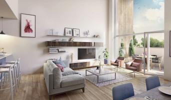 Croix programme immobilier neuve « Nao » en Loi Pinel  (3)