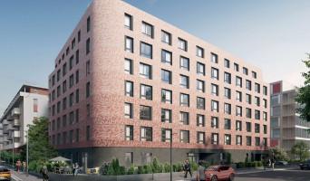 Mulhouse programme immobilier rénové « Effusion »
