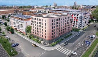 Mulhouse programme immobilier neuve « Effusion »  (2)