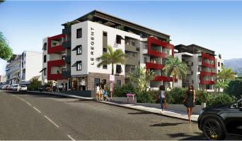 Étang-Salé programme immobilier rénové « Le Régent » en loi pinel