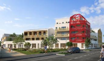Lagord programme immobilier neuf « Altia » en Loi Pinel