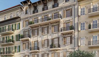 Nice programme immobilier à rénover « Villa Dorata » en Déficit Foncier