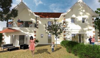 Arcachon programme immobilier rénové « Villa Annam » en loi pinel
