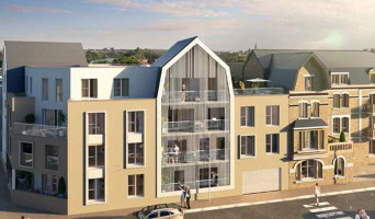 Berck programme immobilier neuve « La Villa »  (2)