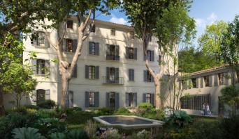 Avignon programme immobilier à rénover « Clos Grivolas » en Loi Malraux
