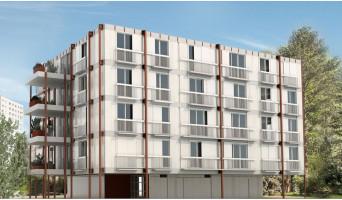 Rouen programme immobilier rénové « 15 Rue Jean-Philippe Rameau »
