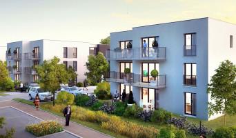 Bihorel programme immobilier neuve « Les Biorelles » en Nue Propriété
