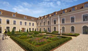 Fontainebleau programme immobilier à rénover « Athénaïs » en Loi Pinel ancien
