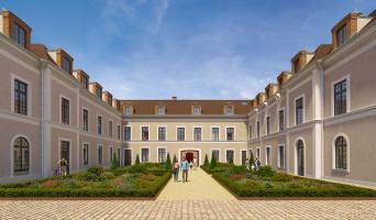 Fontainebleau programme immobilier à rénover « Athénaïs » en Loi Pinel ancien  (2)