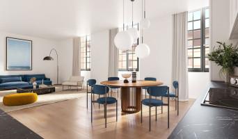 Fontainebleau programme immobilier à rénover « Athénaïs » en Loi Pinel ancien  (3)
