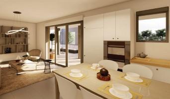 Le Pontet programme immobilier neuve « Les Agassins 2 » en Loi Pinel  (4)