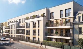 Croissy-sur-Seine programme immobilier rénové « Coeur Croissy » en loi pinel