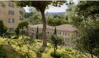 Aix-en-Provence programme immobilier neuve « Le Domaine des Arts » en Loi Pinel
