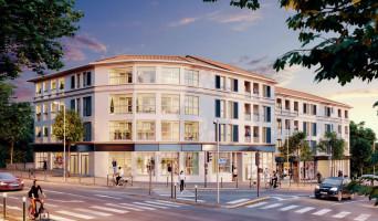 Aix-en-Provence programme immobilier rénové « Nouvel Angle » en loi pinel