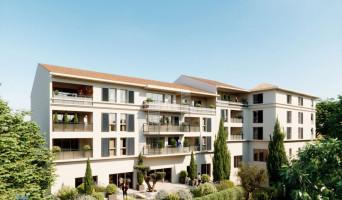Aix-en-Provence programme immobilier neuve « Nouvel Angle » en Loi Pinel  (2)