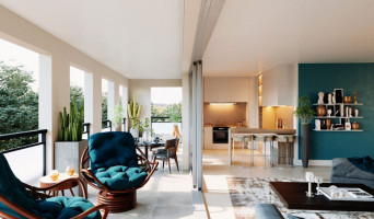 Aix-en-Provence programme immobilier neuve « Nouvel Angle » en Loi Pinel  (3)