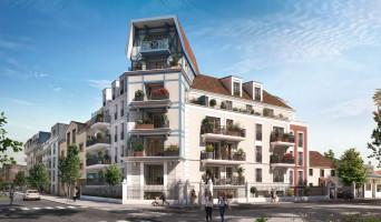 Le Blanc-Mesnil programme immobilier rénové « Villa Eugénie » en loi pinel