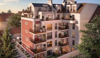Le Blanc-Mesnil programme immobilier neuve « Villa Eugénie » en Loi Pinel  (2)