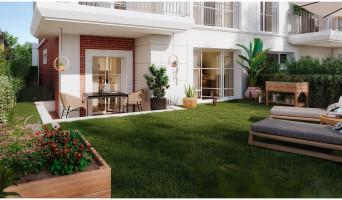 Le Blanc-Mesnil programme immobilier neuve « Villa Eugénie » en Loi Pinel  (3)